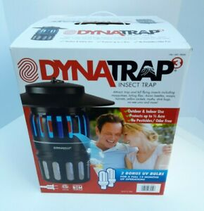 Bug Trap Dynatrap DT1050 Outdoor Insect Mosquito Trap Open Box