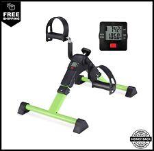 Momoda Pedal Exerciser Leg and Arm Desk Bike Compact And Foldable Design
