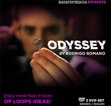 Odyssey by Rodrigo Romano and Bazar de Magia - Magic Tricks