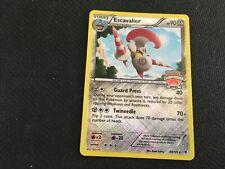 Escavalier Championship Series Promo Holo Rare Pokemon Card Noble Victories