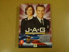 5-DISC DVD BOX / JAG - JUDGE ADVOCATE GENERAL - SEASON 8 / SEIZOEN 8