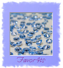2000 Diamond Confetti 2/3CT - Wedding Party Decorations Table Scatters -Sparkle!