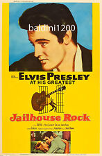 ELVIS PRESLEY - HIGH QUALITY VINTAGE MOVIE POSTER - LOOKS AWESOME FRAMED
