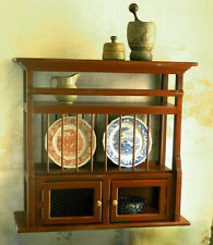 "Pine ""Chicken Cage Plate Rack"", Usa made reproduction,"