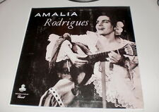 AMALIA RODRIGUES - Amalia Rodrigues - RARE LP MADE IN CUBA ODEON RECORDS - FADO