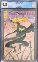 TMNT: Jennika #1 CGC 9.8 Teenage Mutant Ninja Turtles