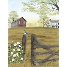 Billy Jacobs Morning's Glory Farm Country  Art Print 12 x 16