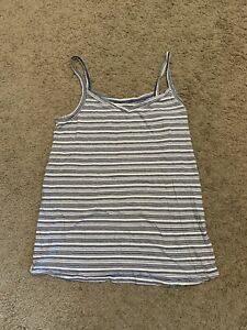 Old Navy Maternity Striped Tank Top/Shirt - Size Large