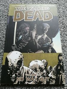 The Walking Dead Volume 14: No Way Out by Robert Kirkman (Paperback, 2011)
