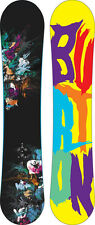 2010-11 Burton Blunt Mens Snowboard 147cm V-Rocker New Condition