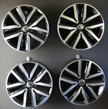 GENUINE SET ALLOY RIMS 18 INCH VW VOLKSWAGEN JETTA CHARLSTON