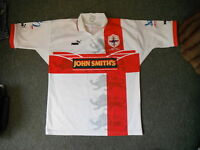 Vintage England Extra Large XL Mens Rugby League Shirt