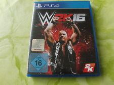 PS4  W2K16--Wrestling