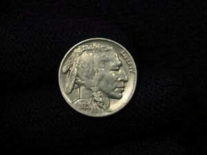 1929 Buffalo Nickel BOLD XF+
