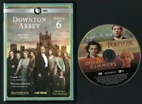 841887025782 DOWNTON ABBEY SEASON 6 W/Bonus Disc