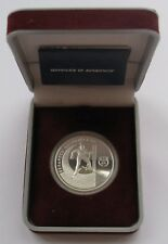 Belarus 20 Rubles 1997 Olympic Biathlon Proof BOX COA !!!