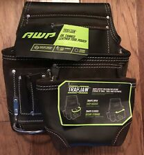 AWP Leather General Construction Tool Pouch.