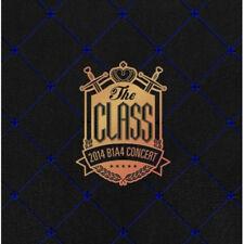 B1A4 [THE CLASS CONCERT DVD] 3 DISC+100p Photobook K-POP SEALED