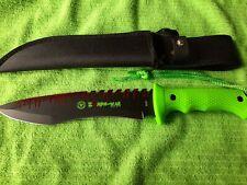 "Defender eXtreme 8261 Zombie Killer 13"" full tang survival hunting knife"