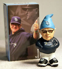 "Tampa Bay Rays Manager Joe Madden Garden Gnome 6"" New in BOX"