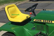 John Deere garden tractor seat 300,312,314,316,317,318!