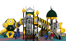 50x35x30 Commercial Outdoor Playground DIY Equipment 100% Financing Available