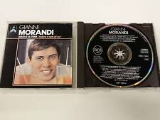 GIANNI MORANDI QUESTA E' LA STORIA ANDAVO A CENTO ALL'ORA CD 1994