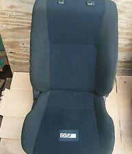 SUZUKI SWIFT 2009 3DOOR OFFSIDE DRIVER SIDE FRONT SEAT WITH AIRBAG