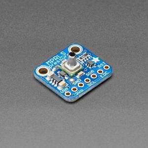 Adafruit MPRLS Drucksensor mit Schlauchanschluss, 0-25 PSI, für zB Arduino, 3965