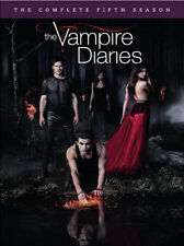 The Vampire Diaries: The Complete Fifth Season [New DVD] Boxed Set