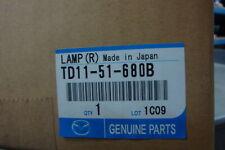 Genuine OEM Mazda TD11-51-680B Passenger Fog Light Lamp Assembly 2007-2009 CX-9