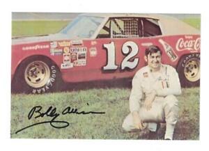 Bobby Allison Signed Autographed 4 x 6 Photo Nascar Driver HOF A