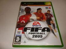 XBOX FIFA FOOTBALL 2005 USK-Classificazione: USK a partire dal 0 Sbloccato