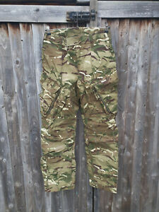 TROUSERS COMBAT FR MTP AIR CREW WITH KNEE PADS - 33 INCH WAIST 85/84/100
