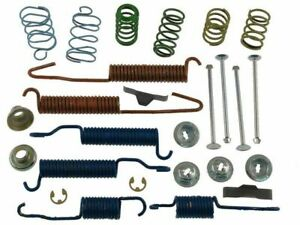For 1976-1986 Chevrolet C30 Drum Brake Hardware Kit Rear 84717WC 1977 1978 1979