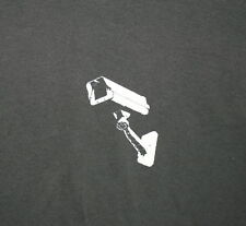 Manhunt Crew Surveillance Valiant Video Game T-Shirt NOS New Sz 2XL Rock Star