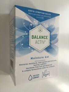 Balance Activ Moisture Gel 7 Pre-Filled Single Use Applicators - EXPIRY 09/2021