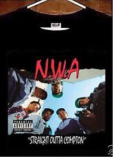 NWA T shirt; N.W.A. Straight Outta Compton Tee shirt