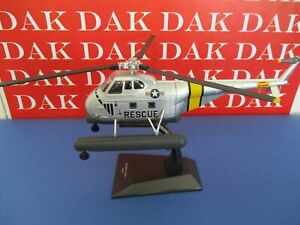 Die cast 1/72 Modellino Elicottero Helicopter Sikorsky H-19A USA