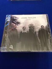 New Unwrap Damaged Case John Taylor - 2081 (2015) CD Jazz