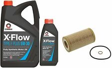 Service Oil Filter BMW 320 e46, 2.0 Diesel Paper Cartridge Type + 6 Litres Oil