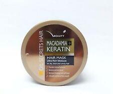 Narsya Hair Mask Keratin & Macadamia Utra Rich Moisture Dry & Thick Hair 350 ml