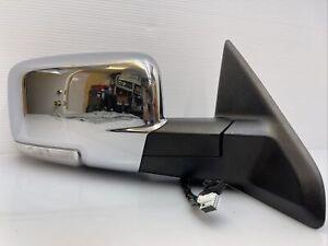 2009 DODGE RAM 1500 RH PASSENGER SIDE SIDE DOOR MIRROR