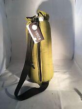 "Vatra ""Tube Bag"" 14"" Green Hemp,ecobag Glass bag,water  Hookah bag, Pipe case"
