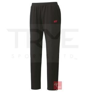 Yonex 60075J Junior Warm Up Pants - Black