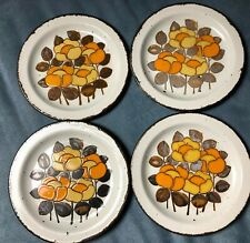 """Midwinter Stonehenge Summer 7"""" BREAD and BUTTER PLATES x 4"""