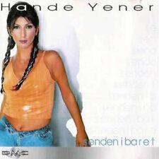 HANDE YENER  - SENDEN IBARET  - CD NEU ALBEN