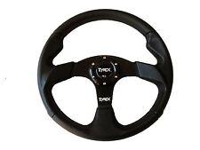 """Land Rover Defender 90 110 130 14"""" Inch Steering Wheel Moulded Soft Grip 70mm"""