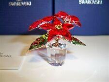 Swarovski Crystal Poinsettia 905209 Bnib
