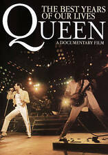 Queen: The Best Years of Our Lives New DVD